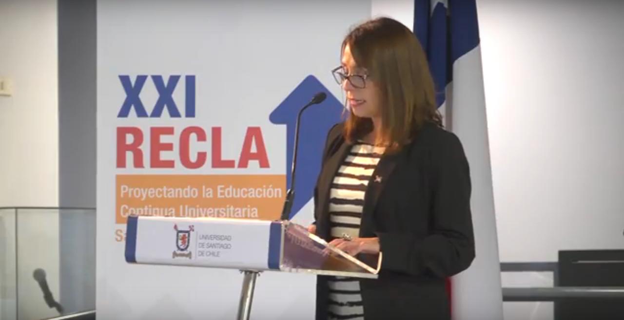 XXI Encuentro Internacional de Educación Continua en U de Santiago