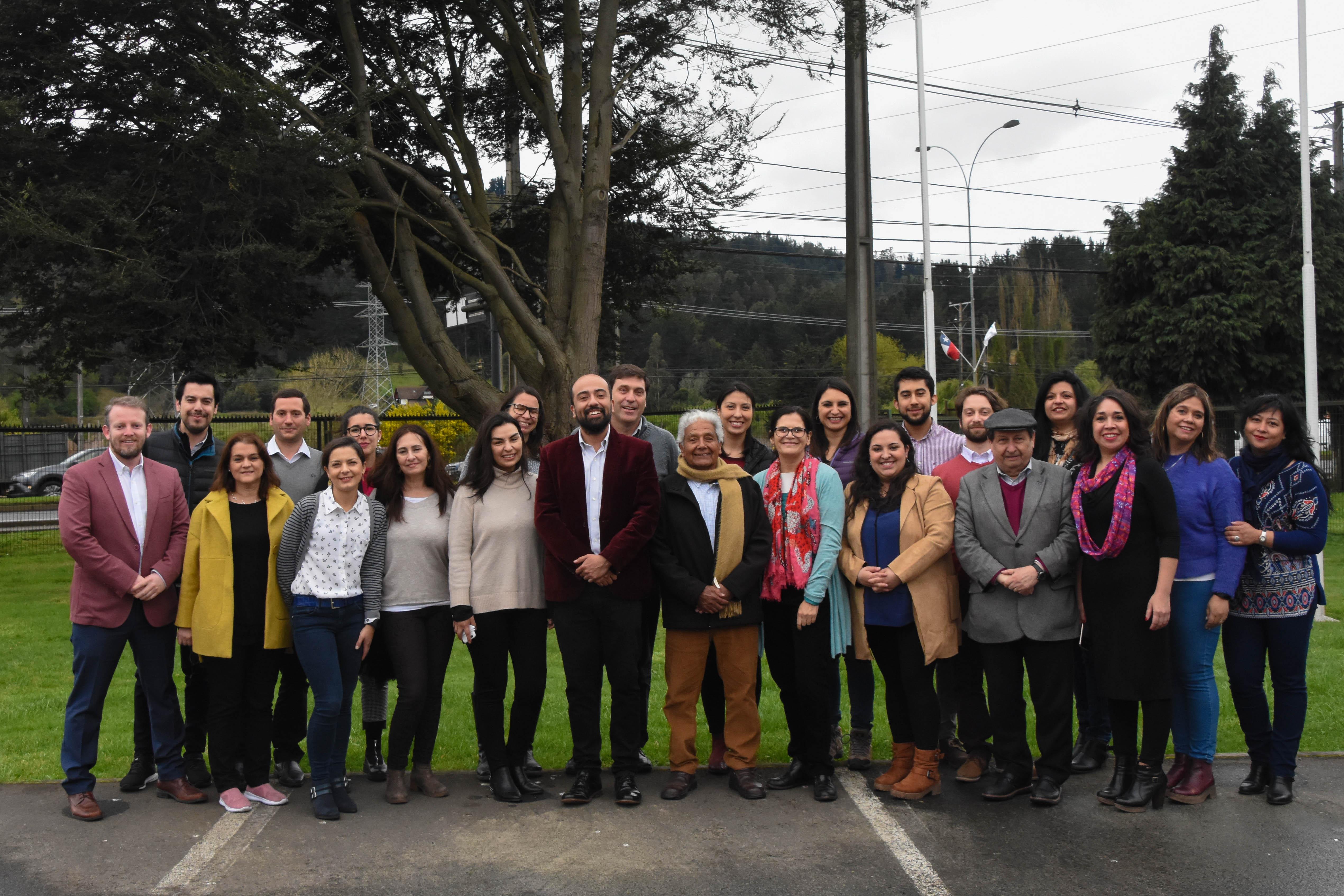 UC Temuco acogió reunión de la Red Universitaria de Educación Continua