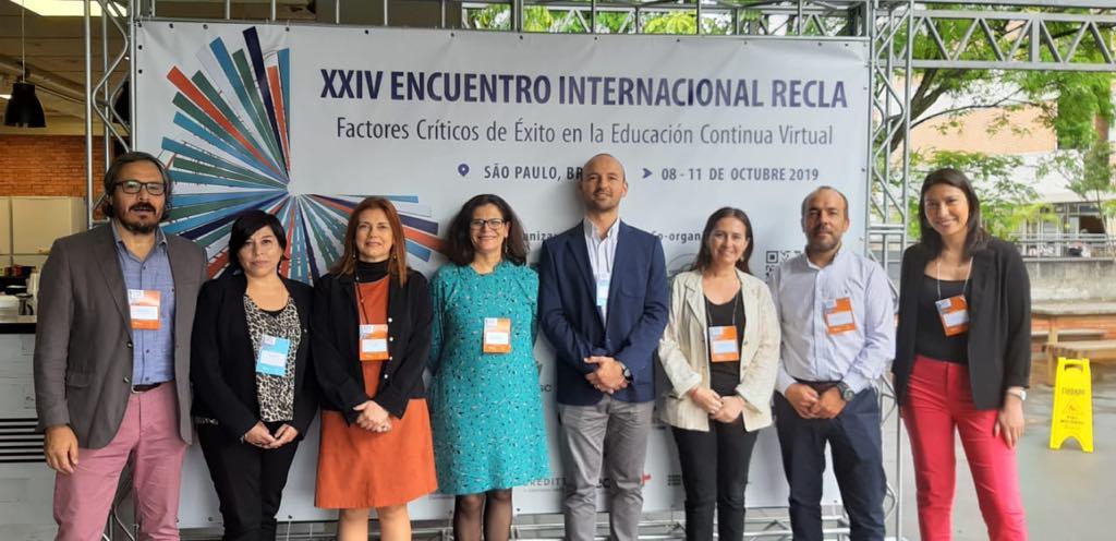 Directora de Educación Continua UC es la nueva Presidenta de la Red de Educación Continua de Latinoamérica y Europa (RECLA)