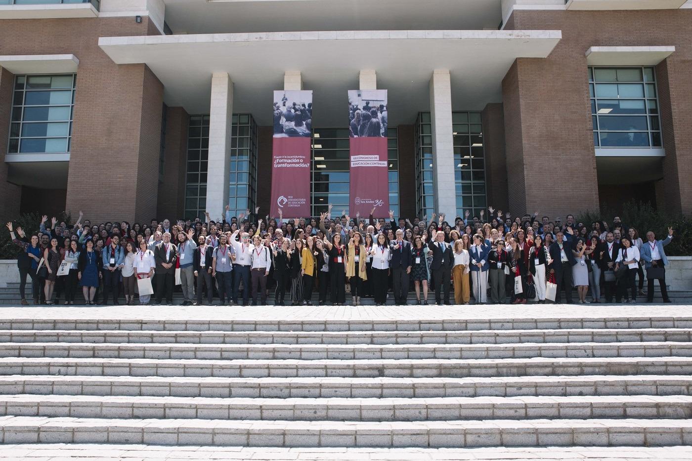 VII Congreso de Educación Continua aborda el futuro del desarrollo profesional en Chile y qué desafíos impone el estallido social